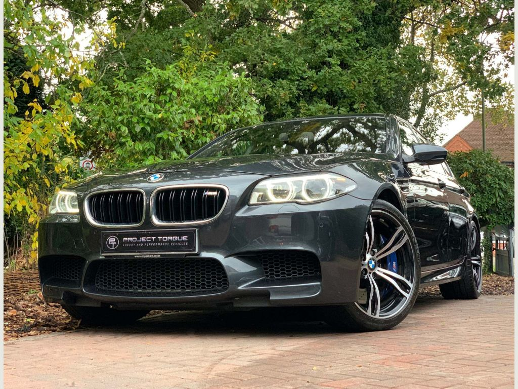 BMW M5 Saloon 4.4 V8 M DCT 4dr