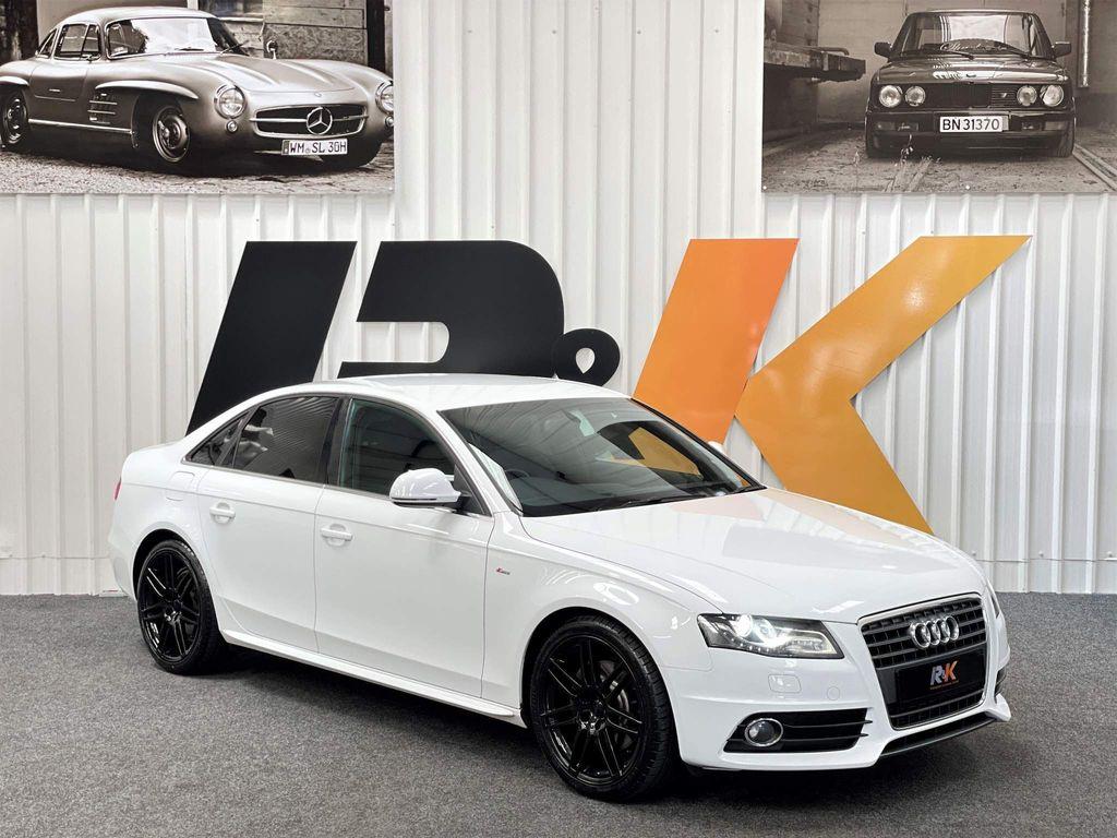 Audi A4 Saloon 2.0 TFSI S line 4dr