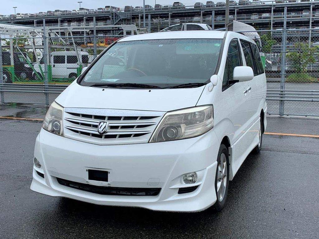 Toyota Alphard MPV AS Platinum Selection 2