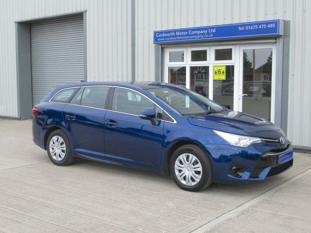Toyota Avensis Estate 1.8 V-matic Active Touring Sports 5dr