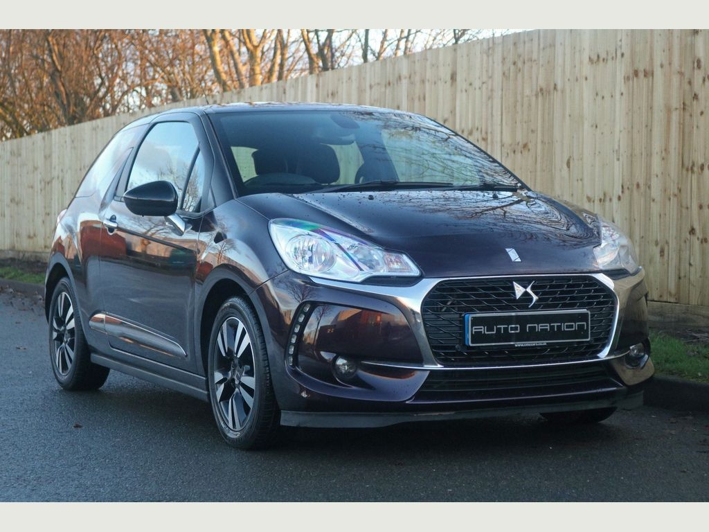 Citroen DS3 Hatchback 1.2 PureTech Chic 3dr