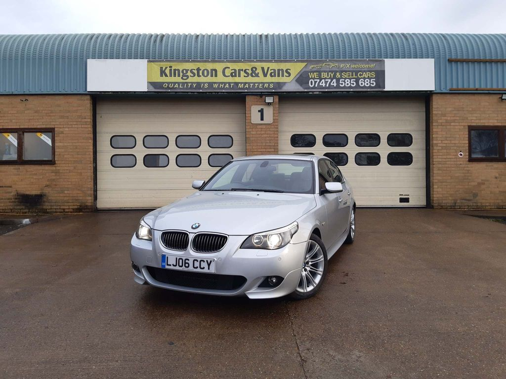 BMW 5 Series Saloon 3.0 530i M Sport 4dr