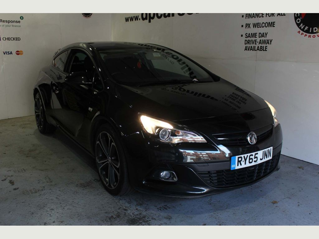 Vauxhall Astra GTC Coupe 2.0 CDTi Limited Edition (s/s) 3dr