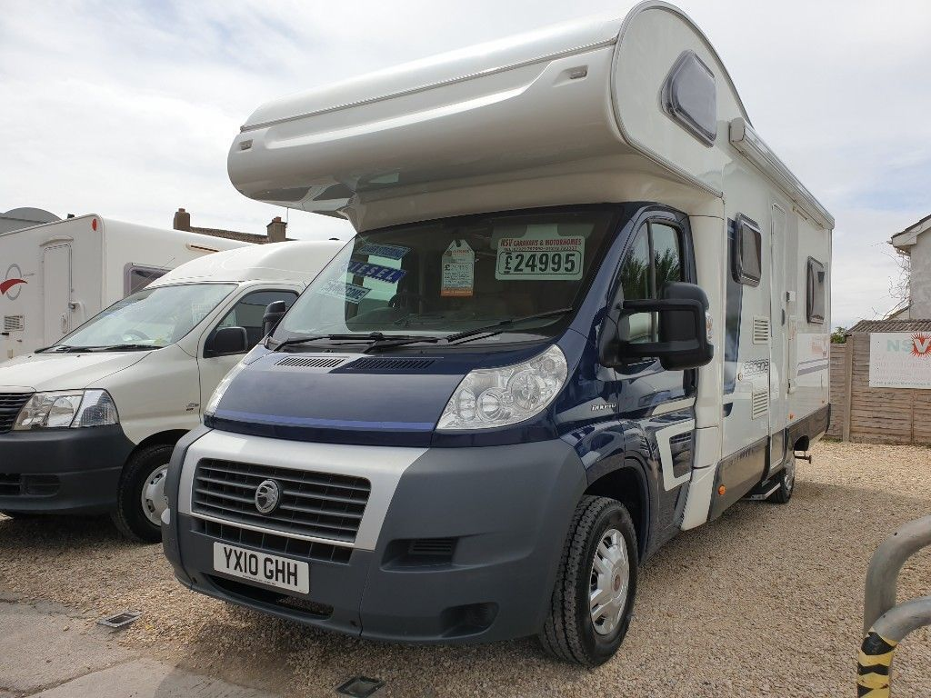 Swift Sorry Coach Built Now sold