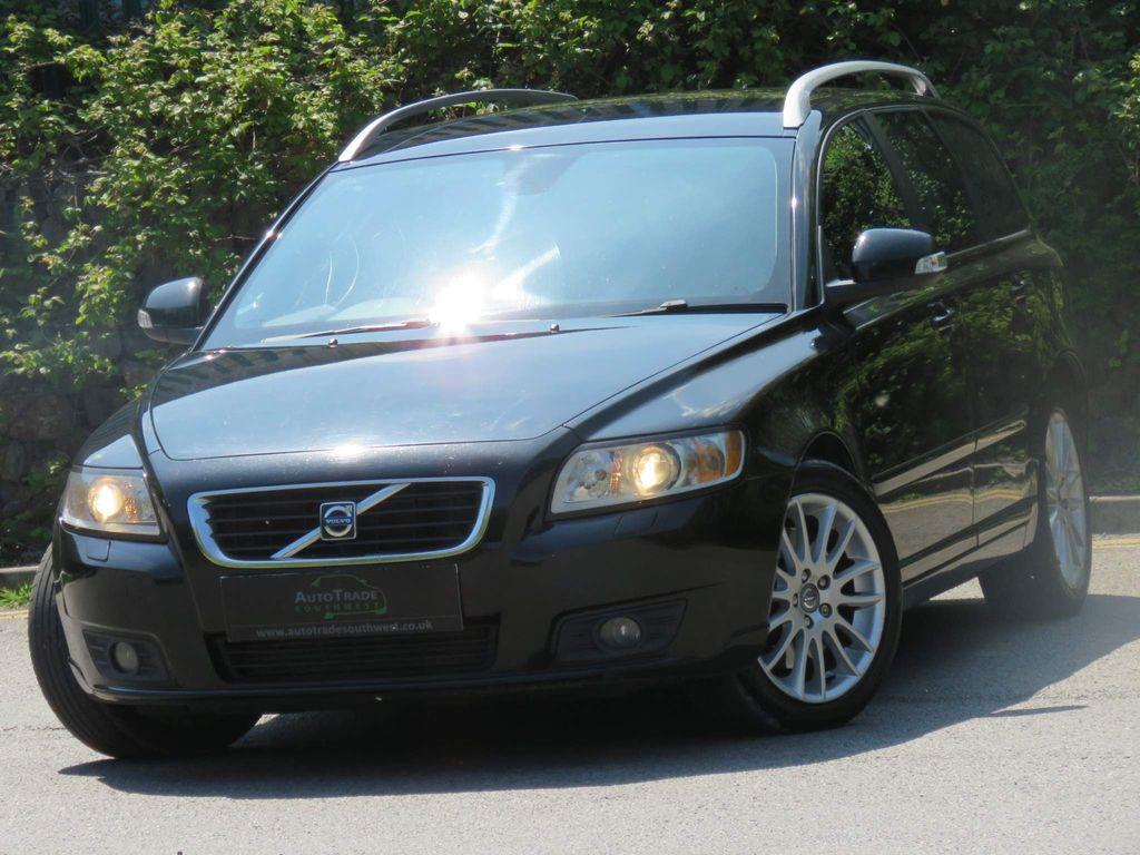 Volvo V50 Estate 2.4 D5 SE Lux 5dr
