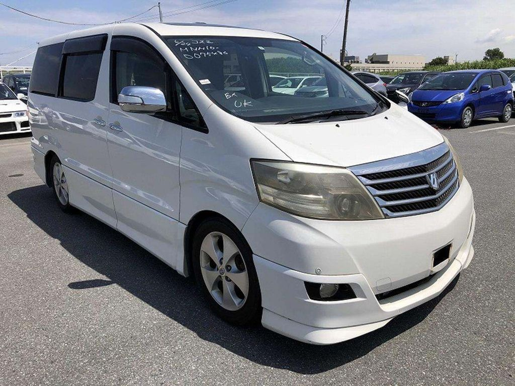 Toyota Alphard MPV 3.0 MS [ sold ]