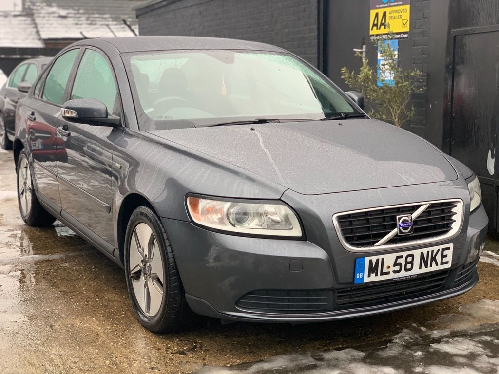 Volvo S40 Saloon 1.6D DRIVe S 4dr