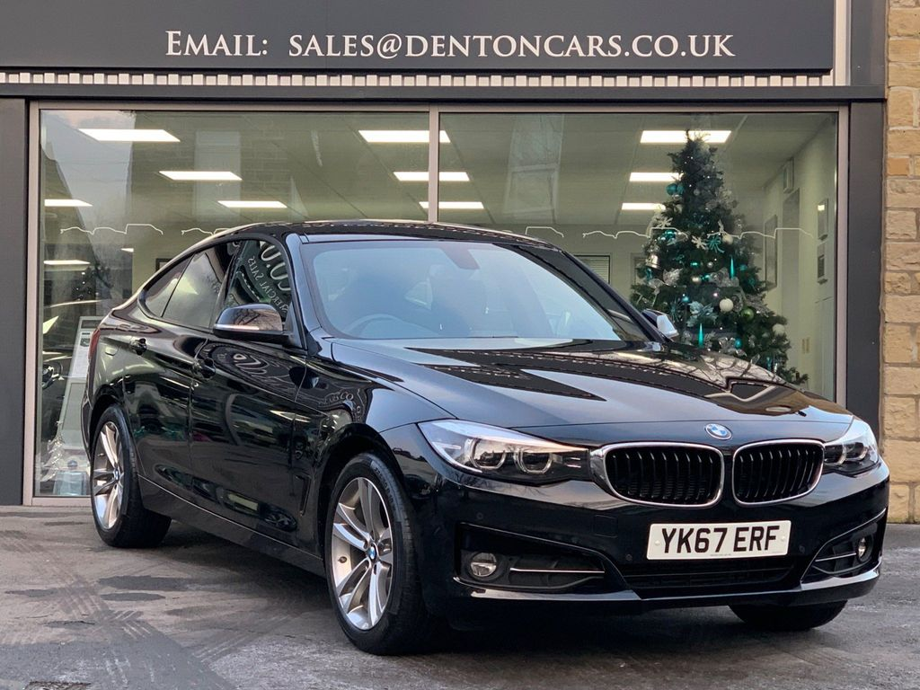 BMW 3 Series Gran Turismo Hatchback 2.0 320d Sport Gran Turismo Auto xDrive (s/s) 5dr