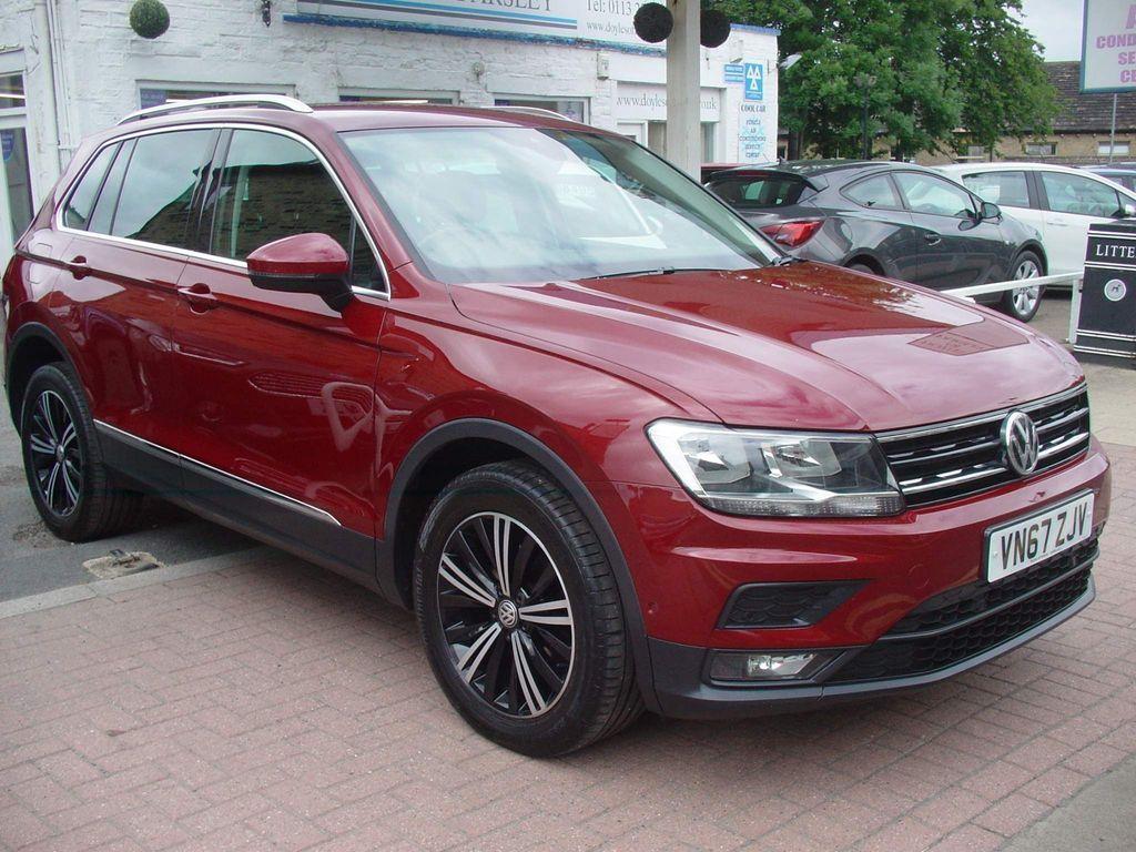 Volkswagen Tiguan SUV 2.0 TDI SE Navigation 4Motion (s/s) 5dr
