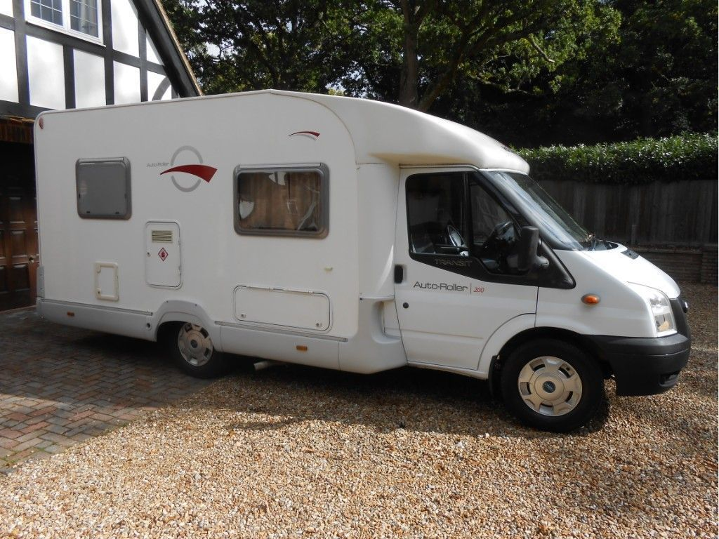 Ford TRANSIT 2.2TD Motorhome AUTO-ROLLER 200