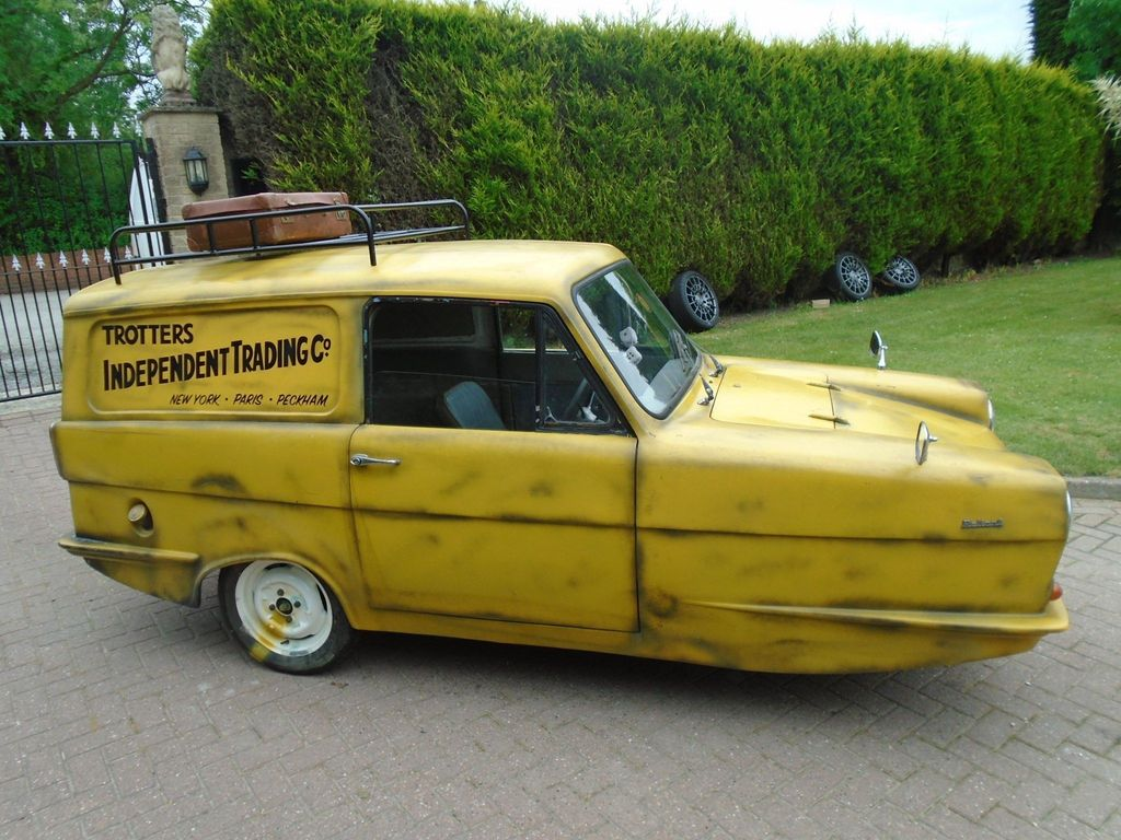Reliant Regal Unlisted