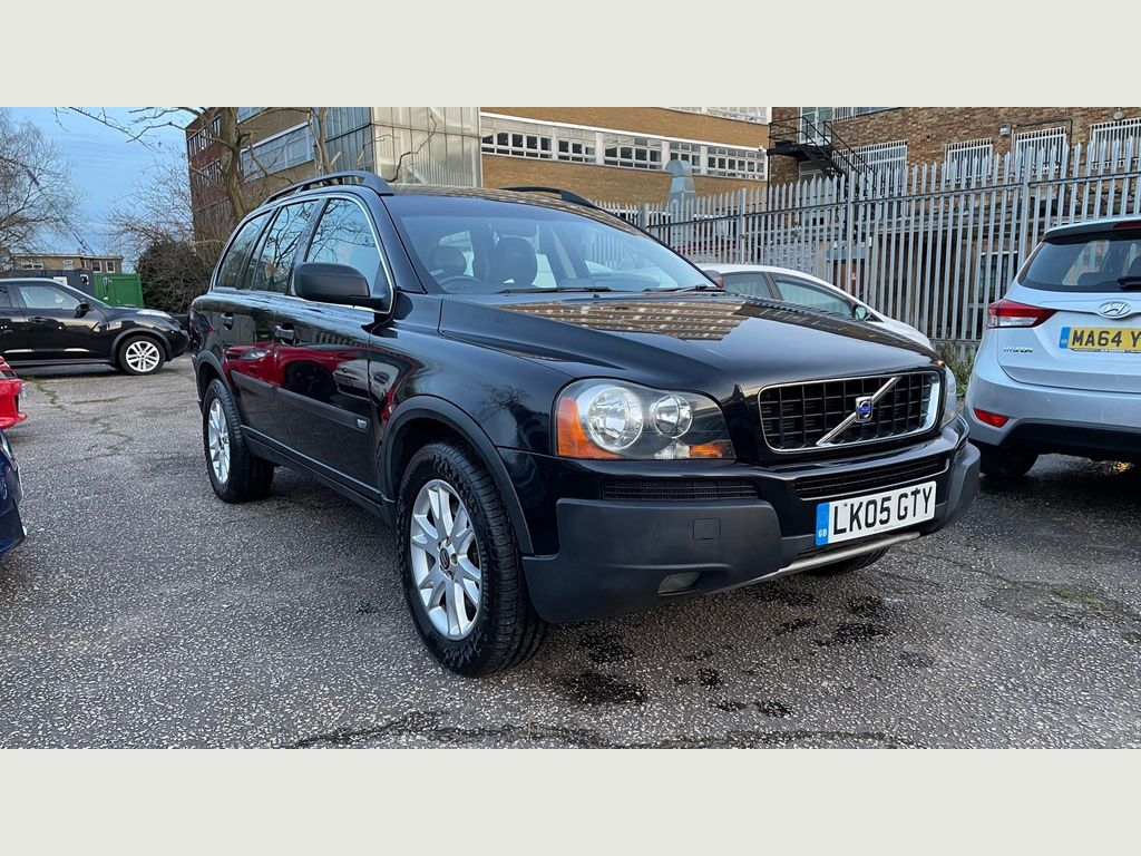 Volvo XC90 SUV 2.9 T6 S Geartronic AWD 5dr