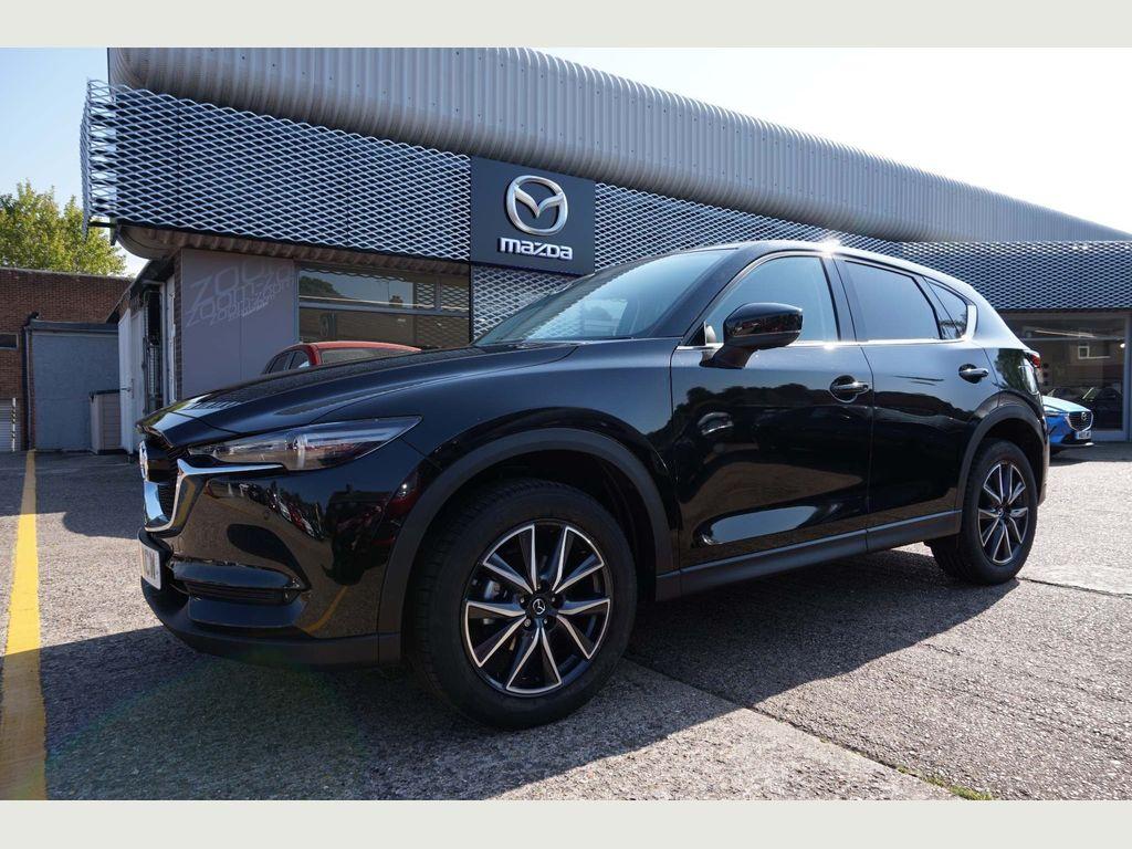 Mazda CX-5 SUV 2.0 SKYACTIV-G Sport Nav (s/s) 5dr