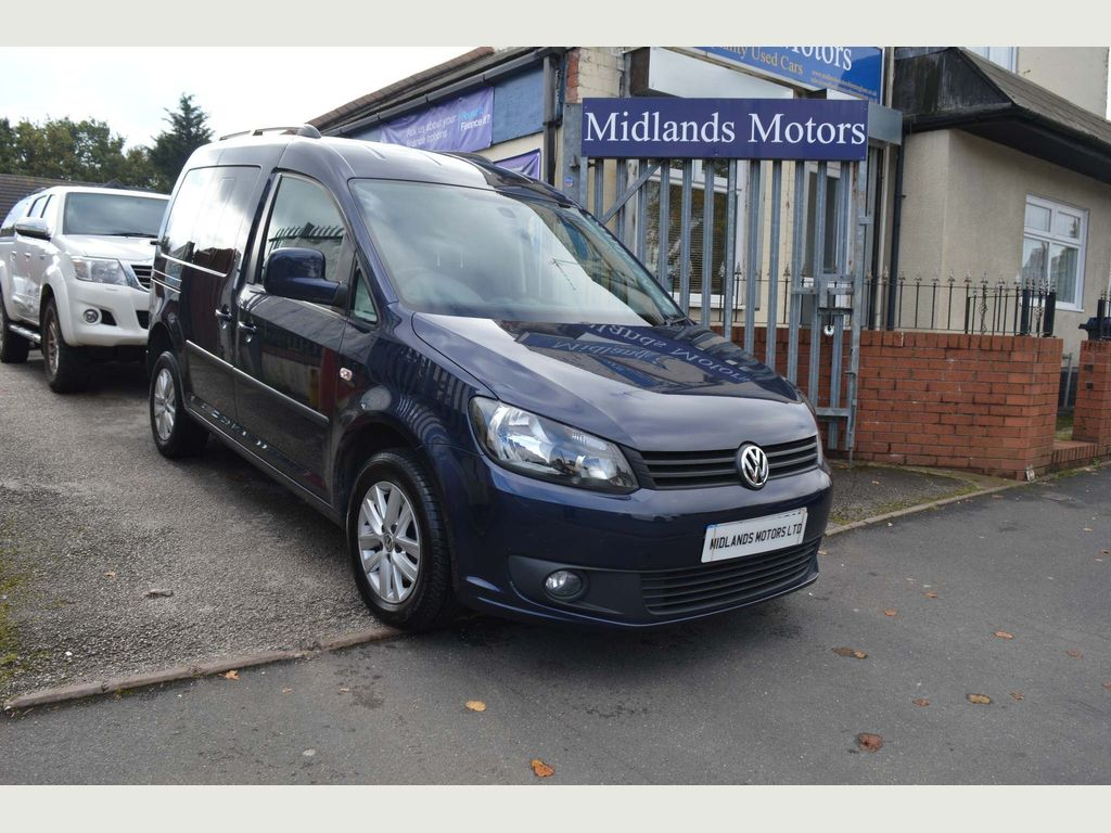Volkswagen Caddy Unlisted 1.6 TDI C20 CR Startline DSG EU5 5dr