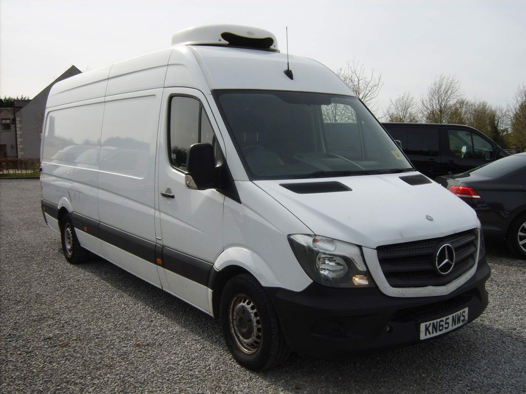 Mercedes-Benz Sprinter Temperature Controlled 2.1 CDI 313 Extra High Roof Panel Van 4dr (LWB)