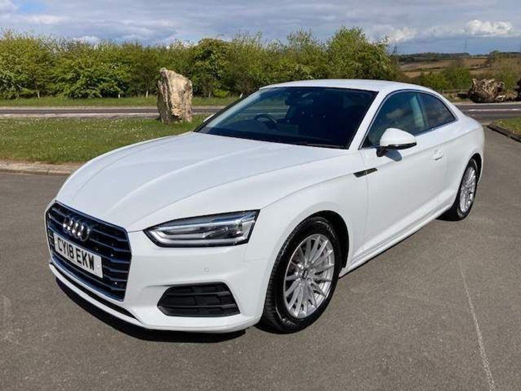 Audi A5 Coupe 2.0 TDI ultra SE S Tronic (s/s) 2dr