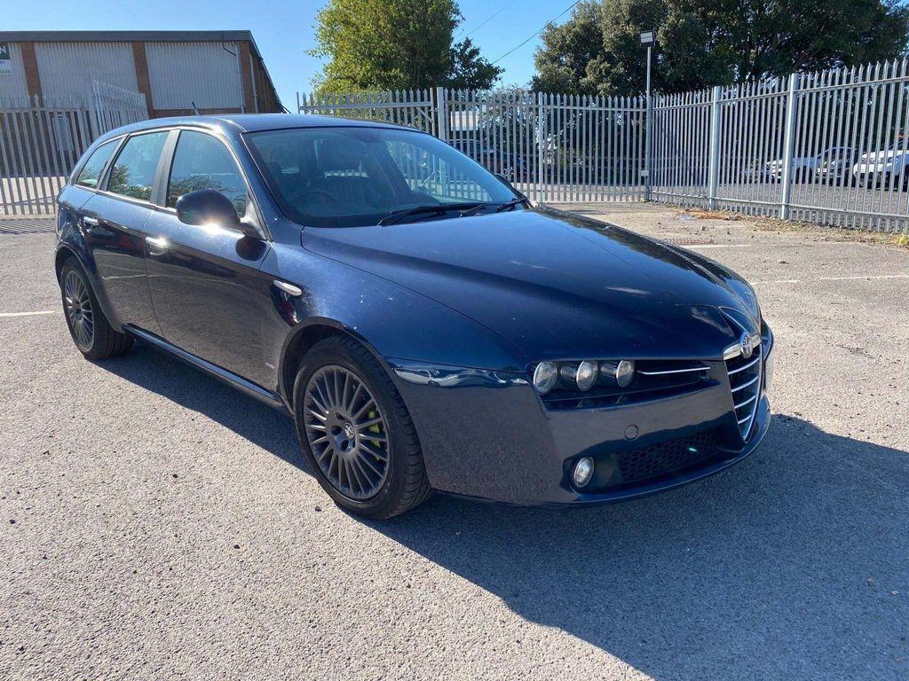 Alfa Romeo 159 Sportwagon Estate 2.4 JTDM Lusso Q-Tronic 5dr
