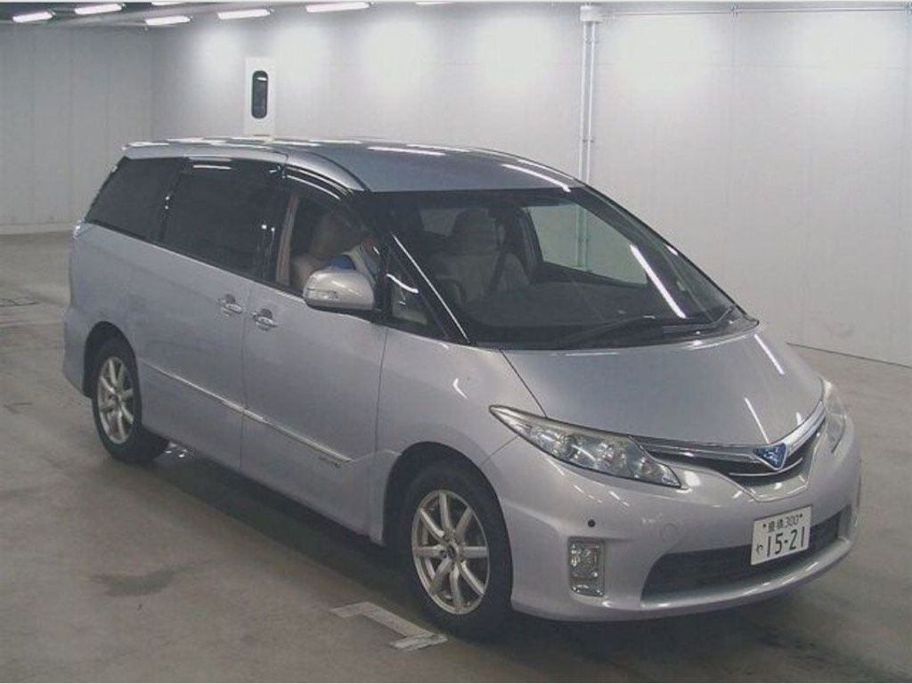 Toyota Estima MPV 2011 2.4 Auto Hybrid 8 Seats MPV IMPORT
