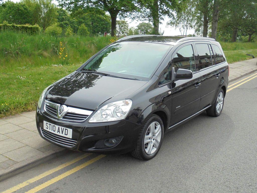 Vauxhall Zafira MPV 1.6 i Energy 5dr