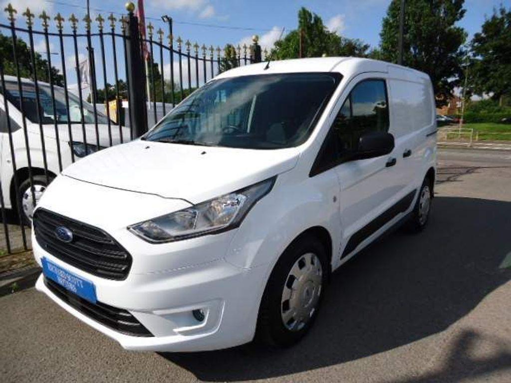 Ford Transit Connect Combi Van 1.5 220 EcoBlue Trend DCIV L1 EU6 (s/s) 6dr