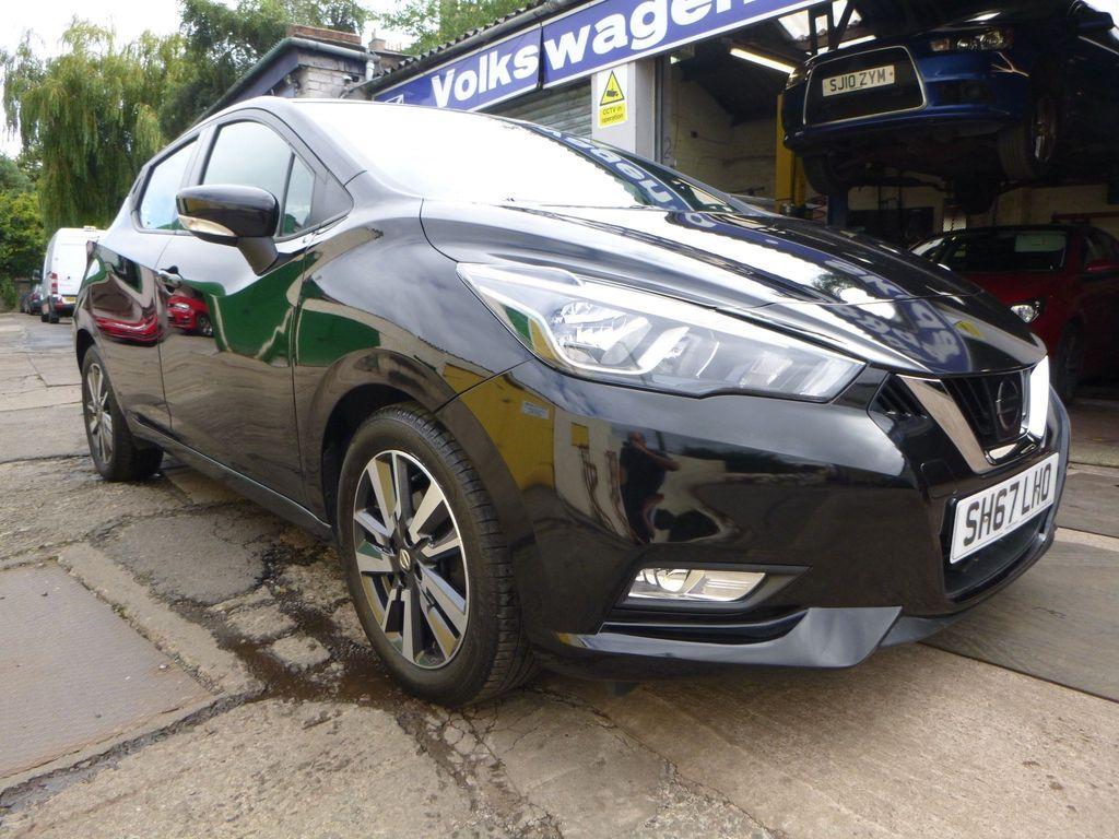 Nissan Micra Hatchback 1.0 Acenta 5dr