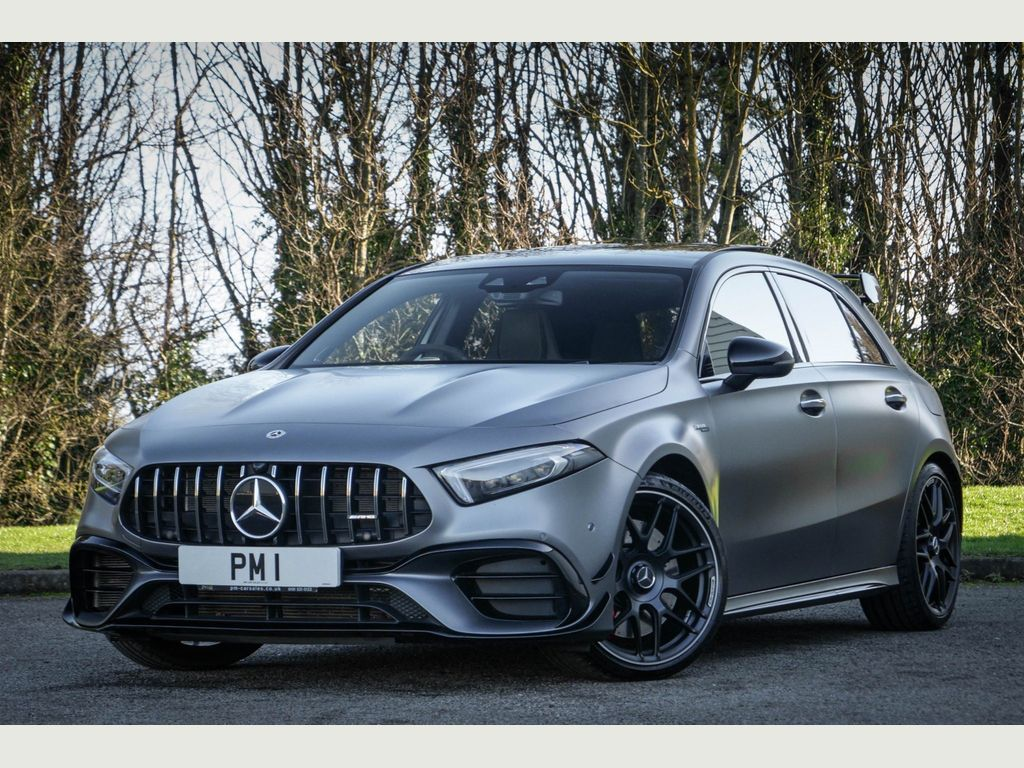 Mercedes-Benz A Class Hatchback 2.0 A45 AMG S Plus 8G-DCT 4MATIC+ (s/s) 5dr