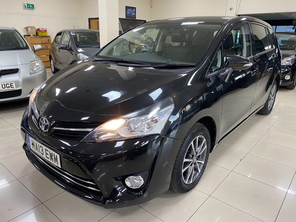 Toyota Verso MPV 1.6 V-matic Icon 5dr EU5