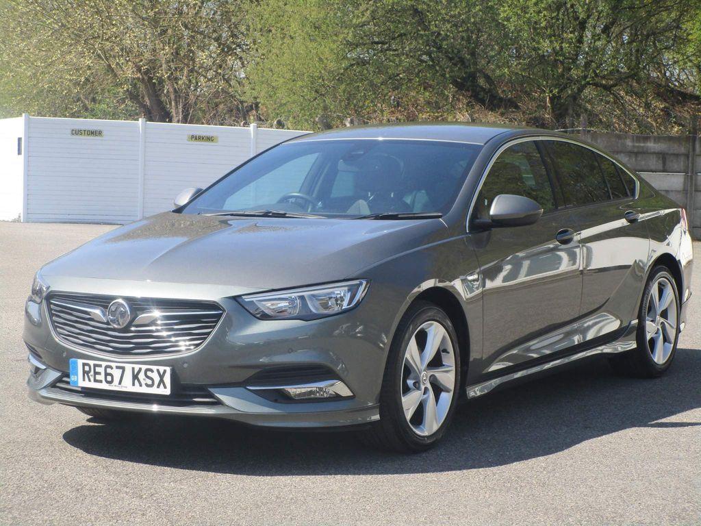 Vauxhall Insignia Hatchback 1.5i Turbo SRi VX Line Nav Grand Sport (s/s) 5dr
