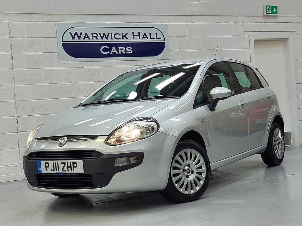 Fiat Punto Evo Hatchback 1.4 8V Dynamic Dualogic (s/s) 5dr