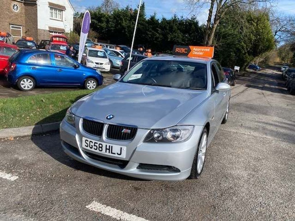 BMW 3 Series Saloon 2.0 318i SE Edition 4dr