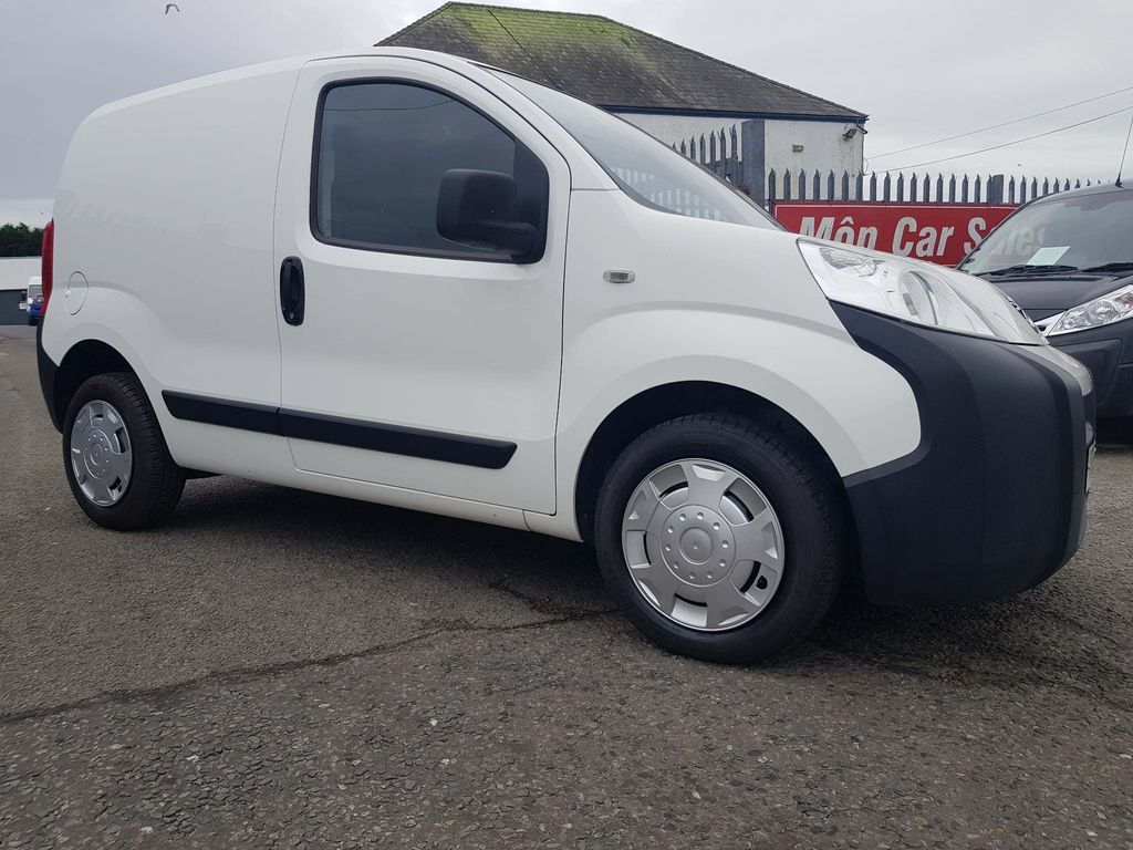 Peugeot Bipper Panel Van 1.3 HDi S Panel Van (s/s) 3dr