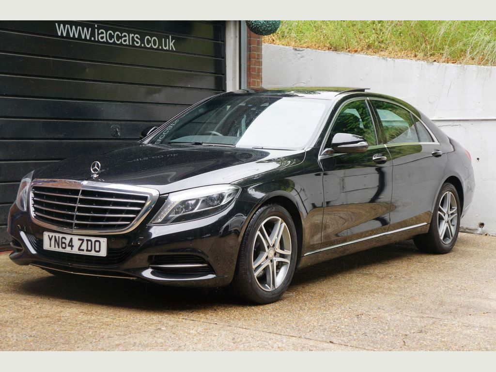 Mercedes-Benz S Class Saloon 3.5 S400L h SE Line (Executive) 7G-Tronic Plus (s/s) 4dr
