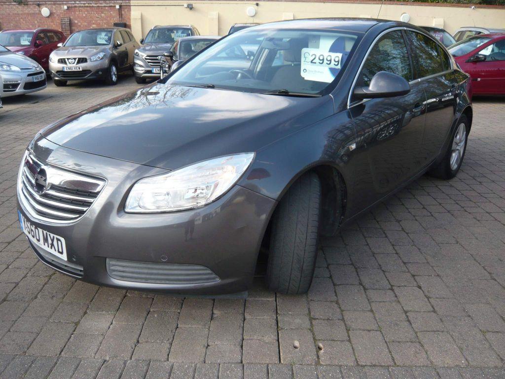Vauxhall Insignia Hatchback 2.0 CDTi 16v Exclusiv 5dr
