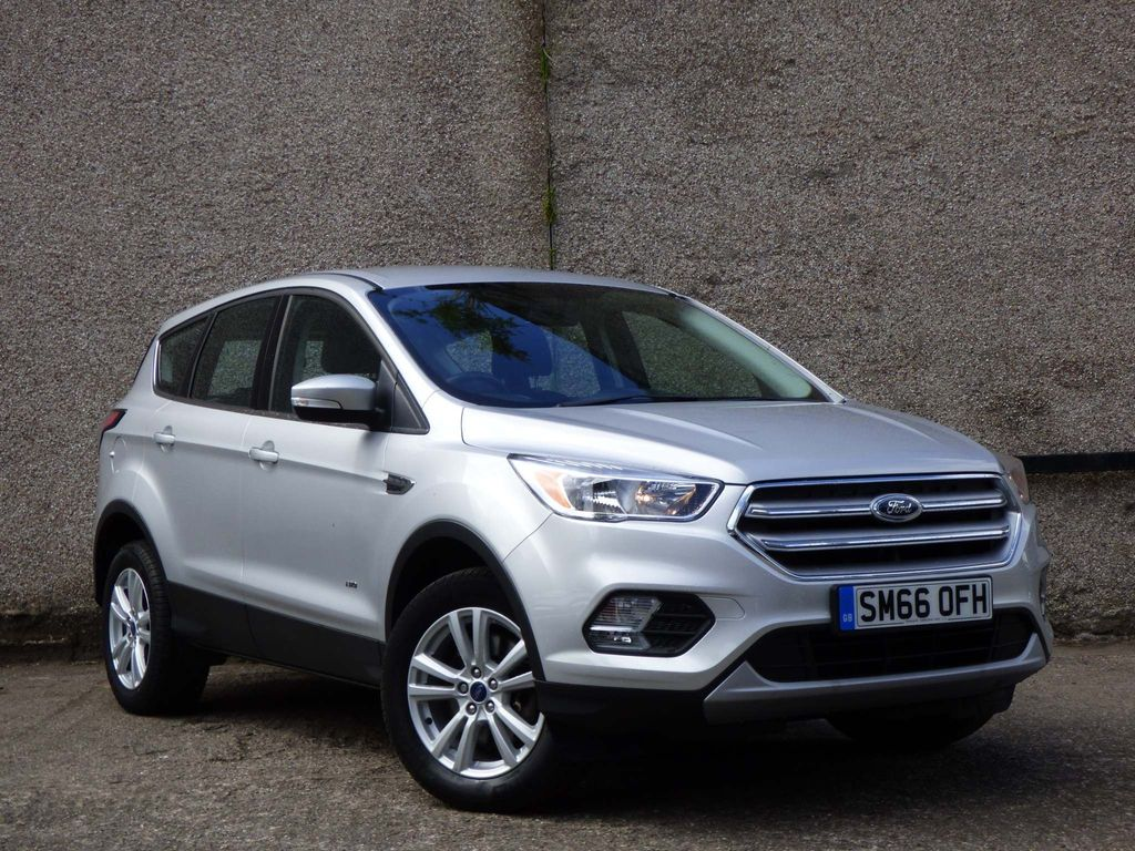 Ford Kuga SUV 1.5T EcoBoost Zetec Auto AWD (s/s) 5dr