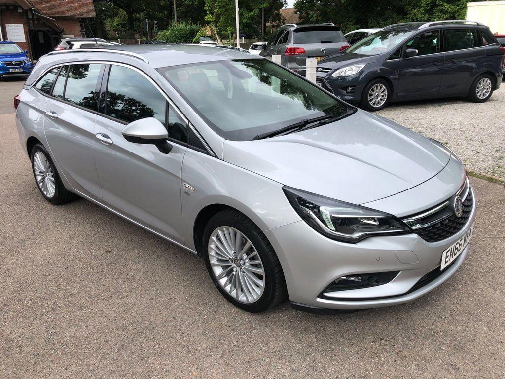 Vauxhall Astra Estate 1.6 CDTi ecoFLEX Elite Sports Tourer (s/s) 5dr