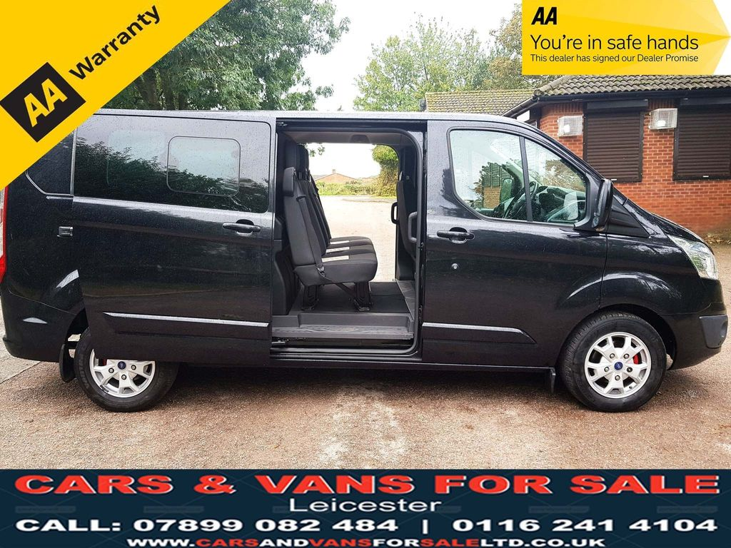 Ford Transit Custom Other 2.0 TDCi 280 L1H1 DCIV FWD 5dr (6 Seat)