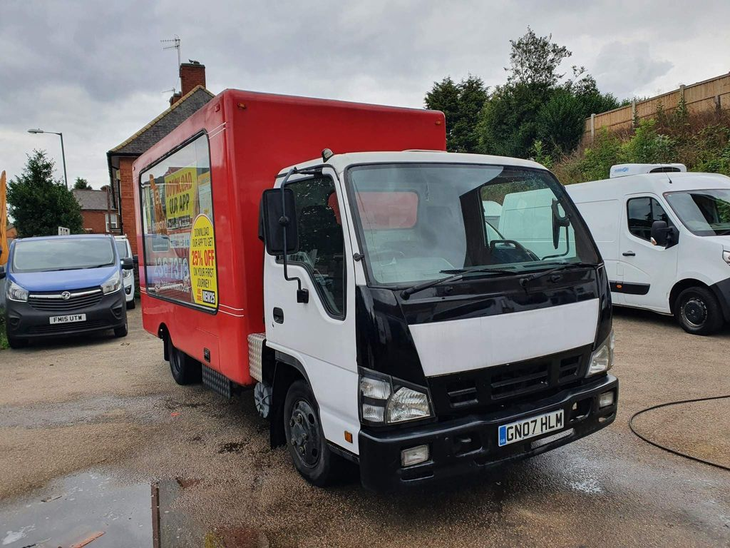 Isuzu NKR Chassis Cab 3.0 TD W Grafter Chassis Cab 4x2 2dr