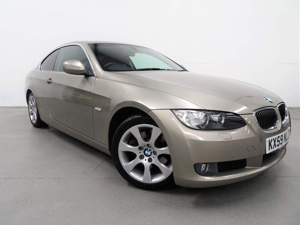 BMW 3 Series Coupe 3.0 325i SE 2dr