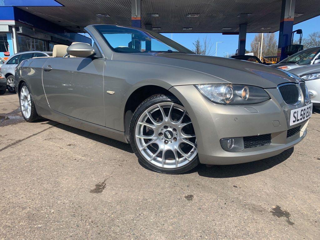 BMW 3 Series Convertible 2.0 320d SE 2dr