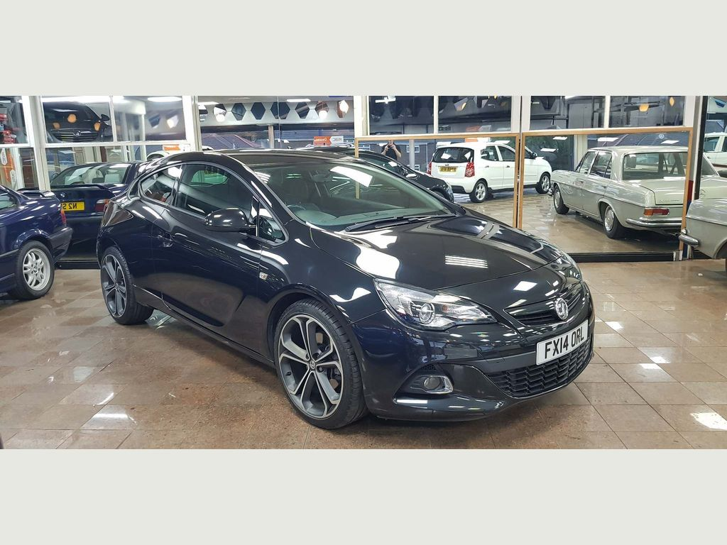 Vauxhall Astra GTC Coupe 1.7 CDTi ecoFLEX Limited Edition (s/s) 3dr
