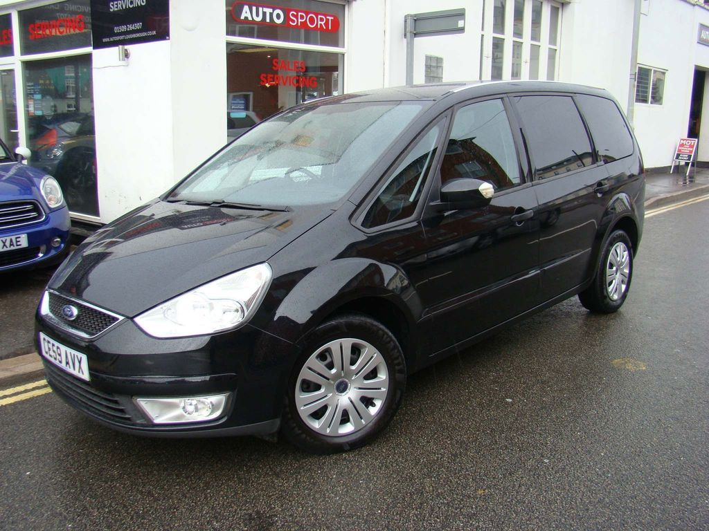 FORD GALAXY MPV 1.8 TDCi Edge 5dr