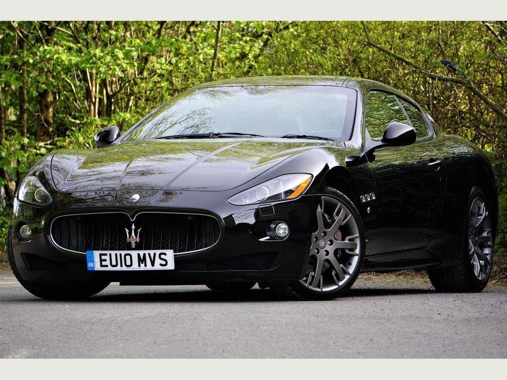 Maserati Granturismo Coupe 4.7 V8 S MC Shift 2dr