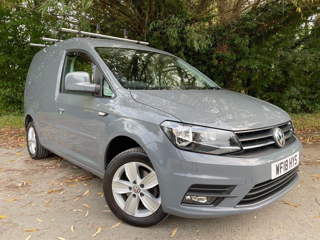 Volkswagen Caddy Panel Van 1.4 TSI C20 BlueMotion Tech Highline EU6 (s/s) 5dr