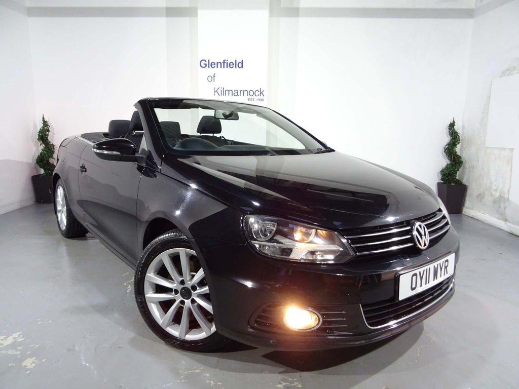 Volkswagen Eos Convertible 1.4 TSI SE Cabriolet 2dr