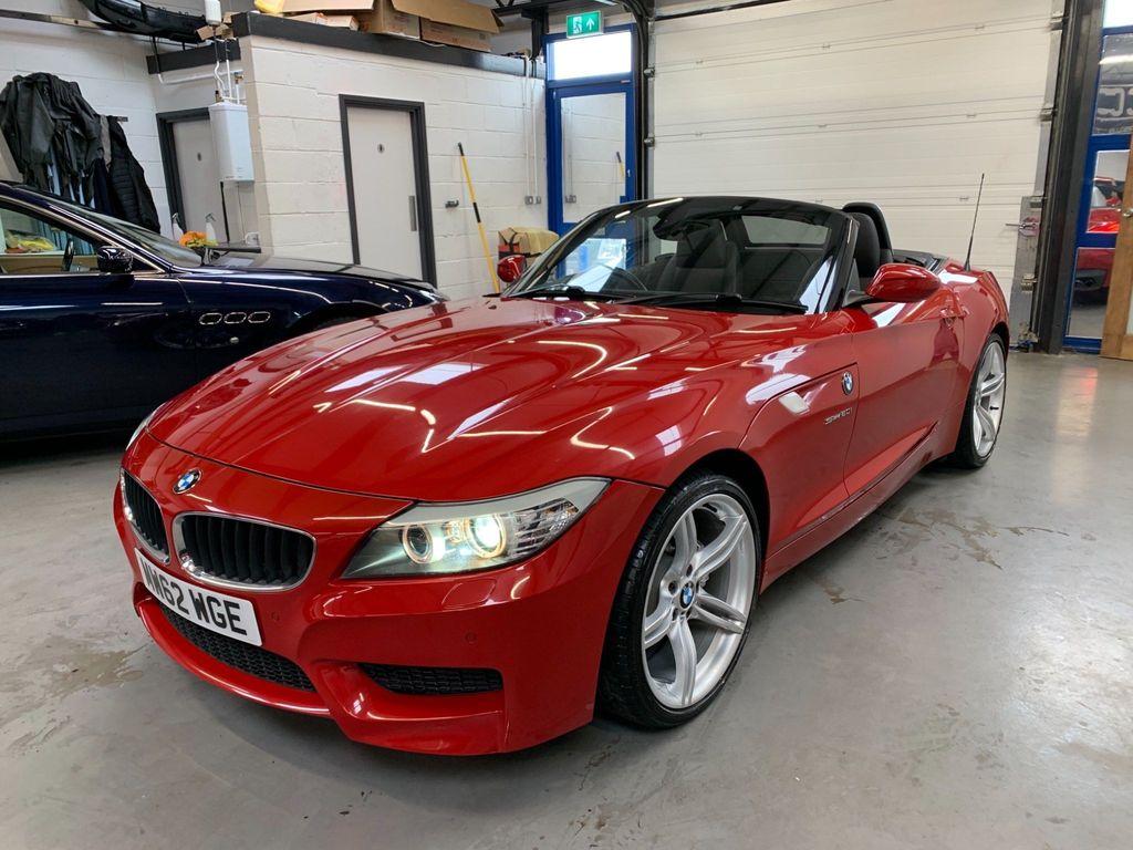 BMW Z4 Convertible 2.0 20i sDrive 2dr