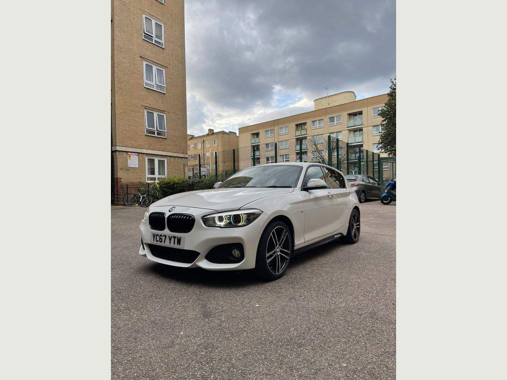BMW 1 Series Hatchback 2.0 118d M Sport Shadow Edition Sports Hatch Auto (s/s) 5dr