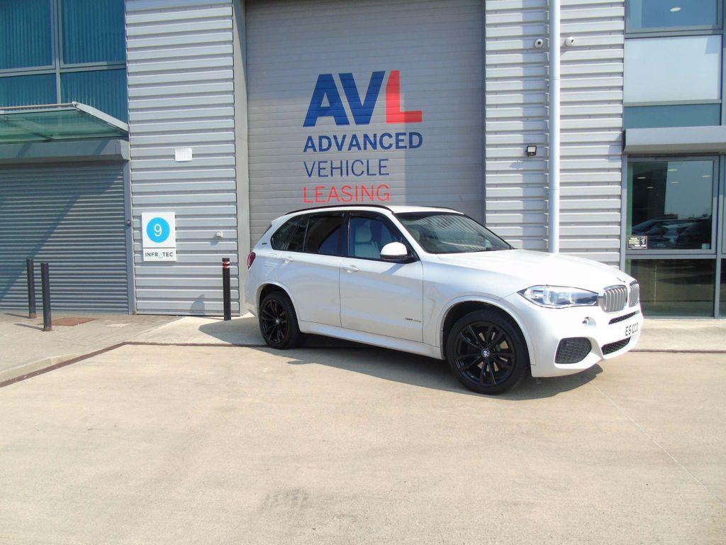 BMW X5 SUV 2.0 40e 9.0kWh M Sport Auto xDrive (s/s) 5dr