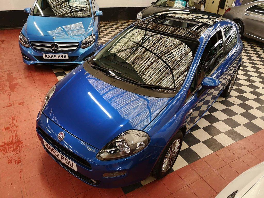 Fiat Punto Hatchback 1.4 MultiAir Lounge (s/s) 3dr