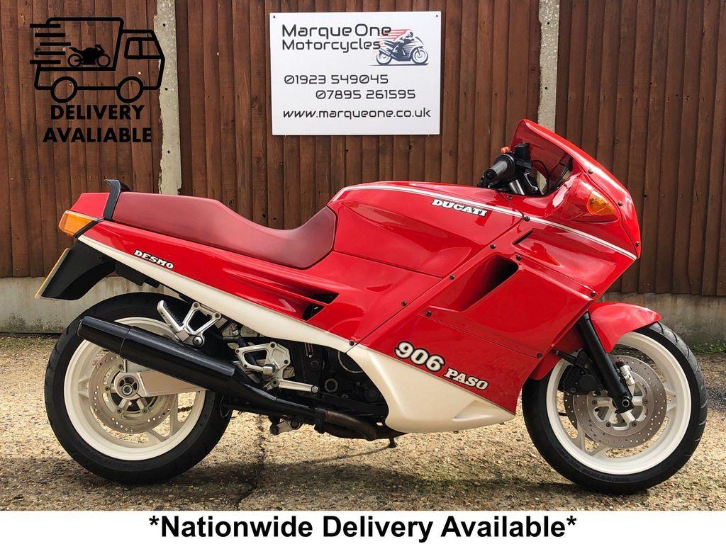 Ducati 906 Sports Tourer 900 Paso