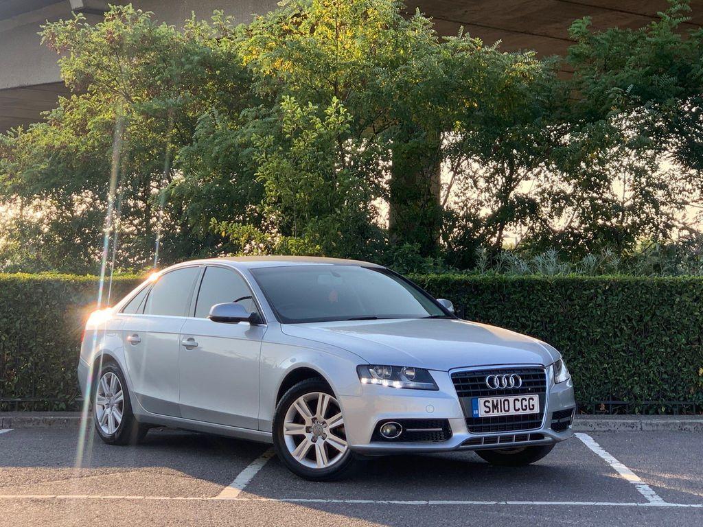 Audi A4 Saloon 1.8 TFSI SE 4dr